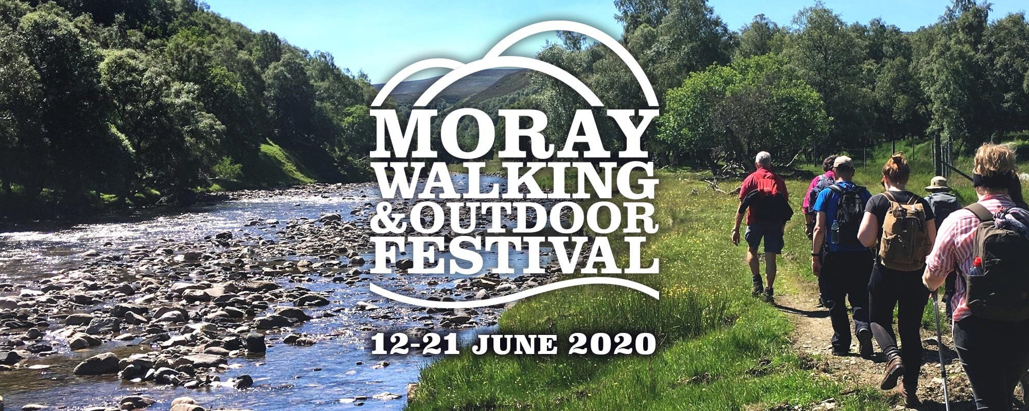 Moray Walking & Outdoor Festival 12-21 June 2020
