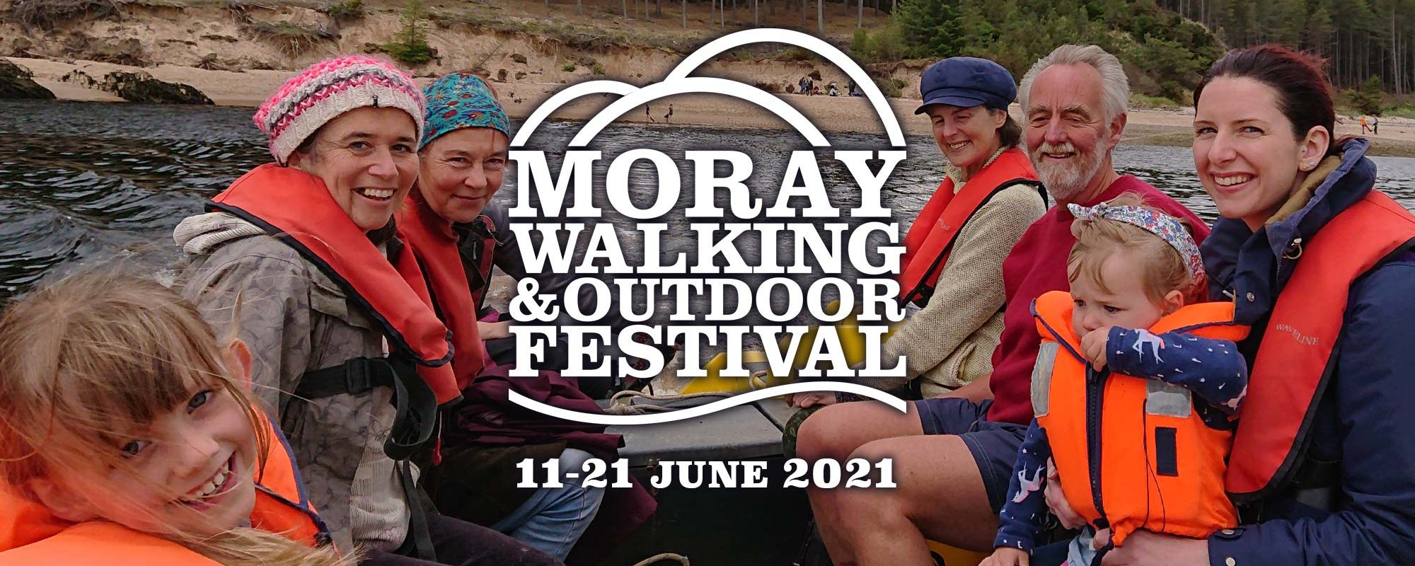 Moray Walking & Outdoor Festival 12-21 June 2020